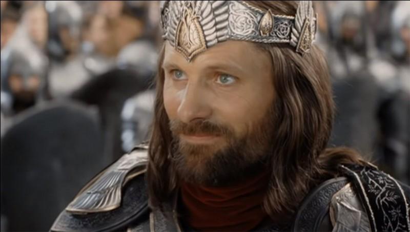 À quel âge est mort Aragorn ?