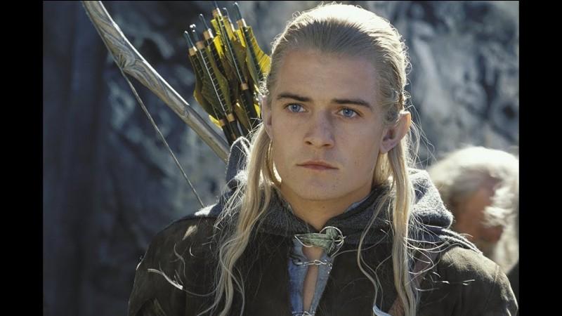 Quel âge a Legolas pendant la guerre de l'Anneau ?