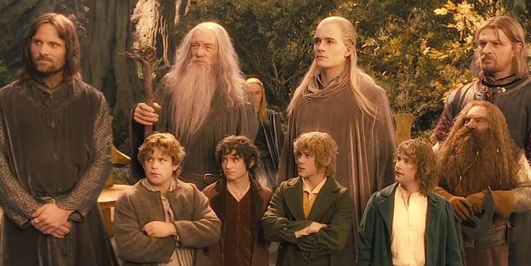 Le Seigneur des anneaux, âges des personnages