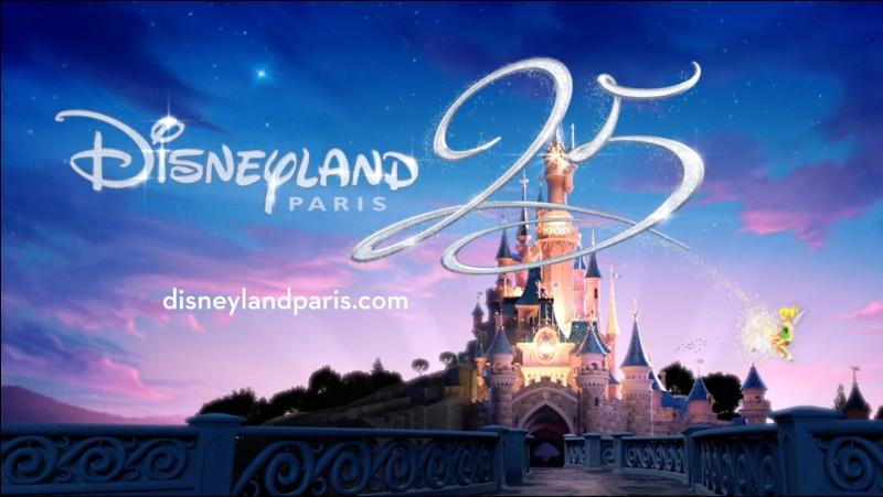 Comment s'appelait le parc Disneyland Paris, son 1er nom ?