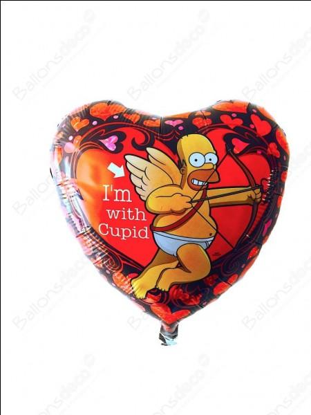 Et puis Homer est une personne généreuse, car il va donner un rein. À qui ?