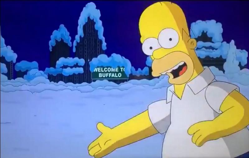 Homer Simpson est le père de combien d'enfants ?