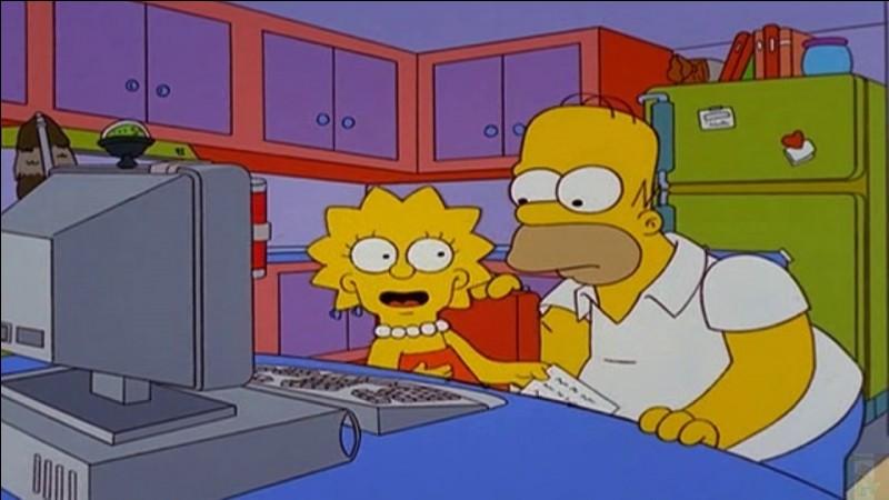 Mais bon, Homer a son travail : on croit qu'il travaille, mais non, il dort, il mange ou il boit. Mais alors que va-t-il faire pour travailler depuis sa maison ?