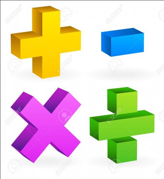 Combien font 4 x 8 ?