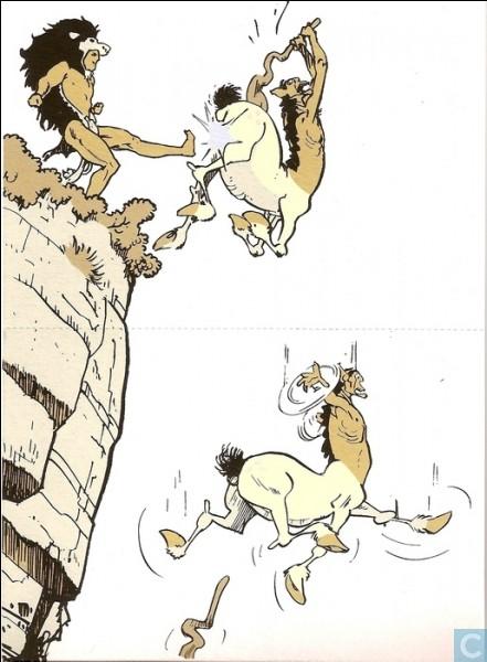 Pour échapper à la fureur d'Héraclès : où les centaures rescapés se réfugient-ils ?