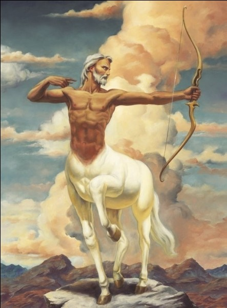 Ami d'Héraclès, célèbre pour son savoir et sagesse. Ce dernier s'est chargé de l'éducation de plusieurs héros. Qui est-il ?