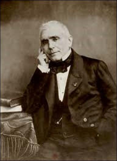 Dramaturge et librettiste, élu à l'Académie française au fauteuil 13 en 1834, Eugène Scribe naît à Paris le 24 décembre 1791. Auteur dramatique qui fut l'un des plus joués du XIXe siècle, il est un peu tombé dans l'oubli aujourd'hui. On lui doit des ouvrages comme ''La Dame blanche'' en 1825, ou ''La Favorite'' en 1840. Il meurt le 20 février 1861. Quel autre dramaturge prit son fauteuil en 1862 ?
