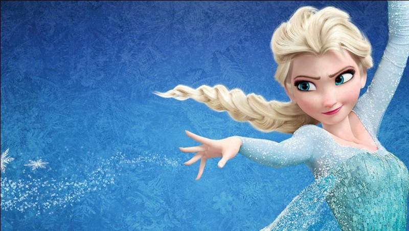 Qui fait la voix de la Reine des neiges ?