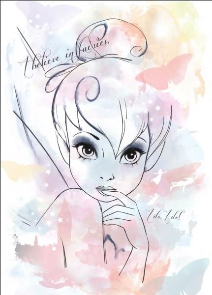 Qui ne fait pas partie des fées dans ''La fée Clochette'' ?