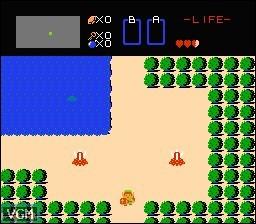 Quel est le nom d'origine du tout premier Zelda ?