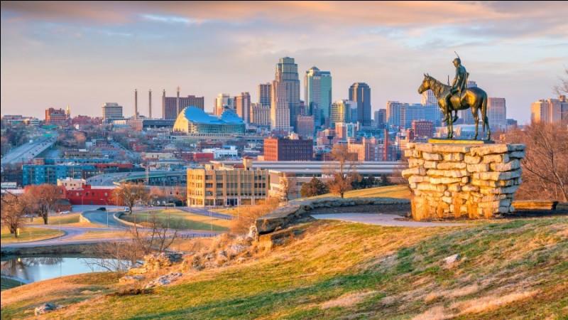 Quelle ville est la capitale de l'État du Kansas ?