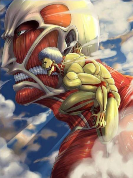 Qui sont les titans colossal et cuirassé ?