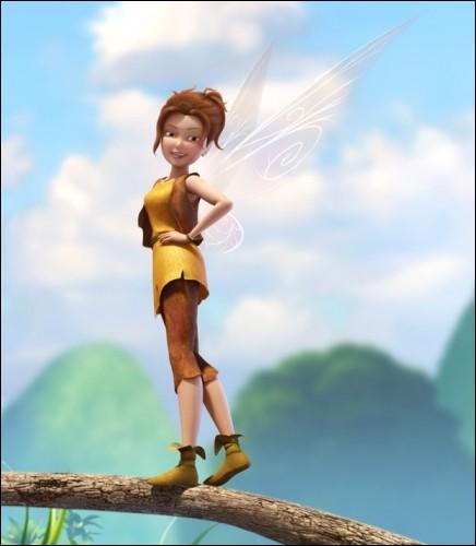 """Qui est cette fée ? Qu'est-elle au début du film """"Clochette et la fée pirate"""" ?"""
