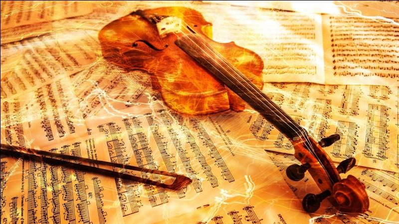 """Qui composa """"Partita pour violon seul n°2"""" ?"""