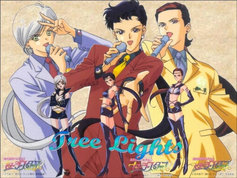 Les Sailor Starlights sont en fait des...