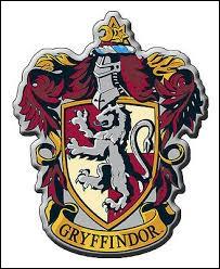 Qui n'est pas un élève de Gryffondor ?