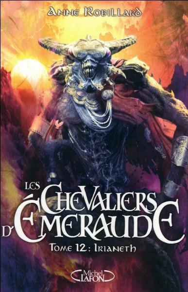 Dans le tome 5, où vont les 9 Chevaliers et Wellan pour sauver les femmes de Cristal ?