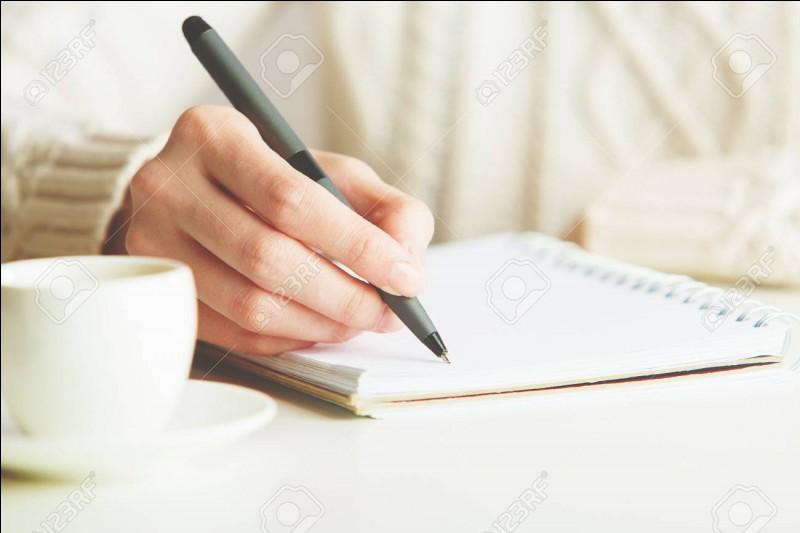 Qui est l'auteur(e) ?