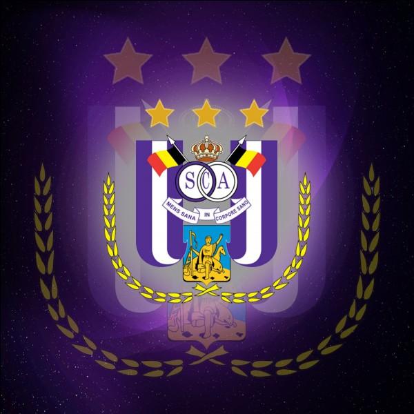 A quel club belge appartient ce logo ?
