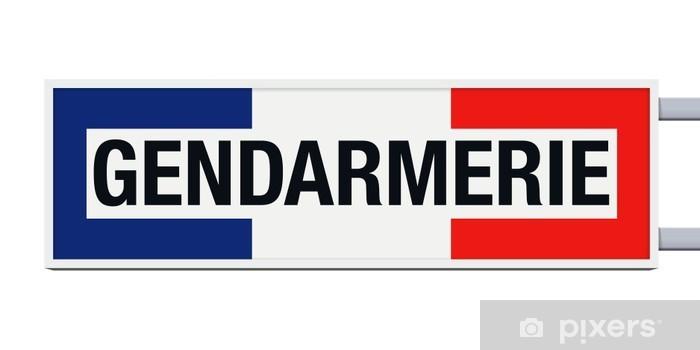 Découvre ma caserne de gendarmerie !