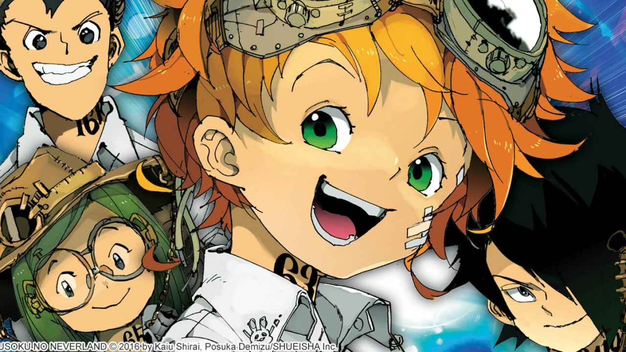 Les surnoms de ''The Promised Neverland''