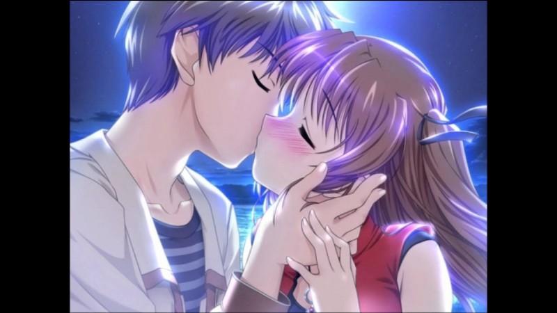 Tu vois ton/ta meilleur(e) amie(e) embrasser ton mec/ta petite amie.