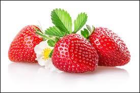 Comment dit-on le mot 'fraise' en anglais ?
