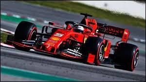 Combien de places y a-t-il dans une Formule 1 ?
