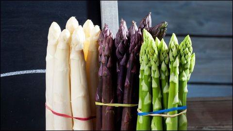 Comment s'appelle les légumes sur cette photo, qui sont bons pour la santé ?