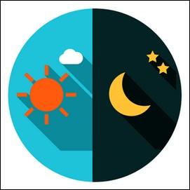 À quelle période de la journée doit-on aérer une pièce en cas de forte chaleur ?