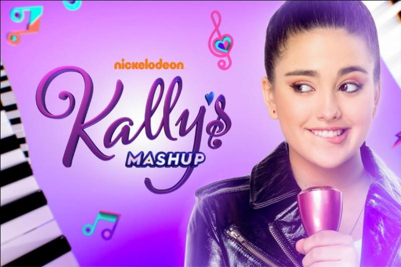 Comment s'appelle l'actrice qui interprète Kally ?
