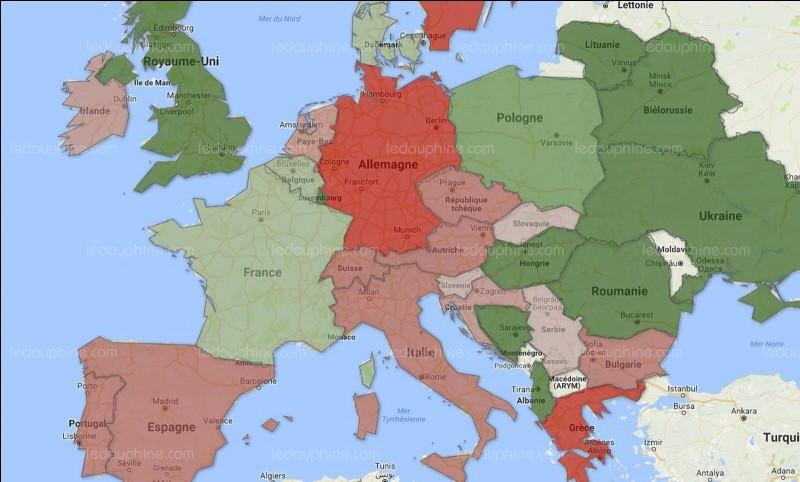 Qui dirige l'Allemagne pendant la Seconde Guerre mondiale ?
