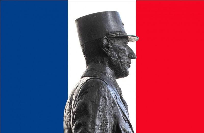 Quel est le surnom de Charles de Gaulle ?