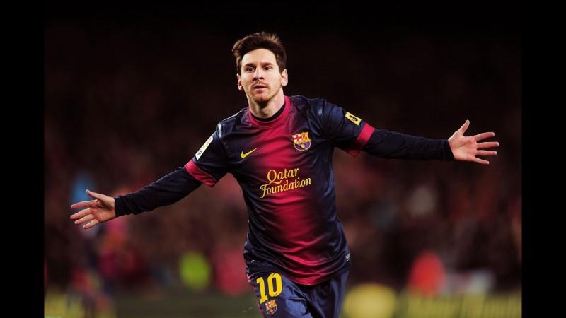 Messi est devenu en 2012 le meilleur buteur de l'histoire sur une année civile. Combien de buts a-t-il inscrits cette année- là ?