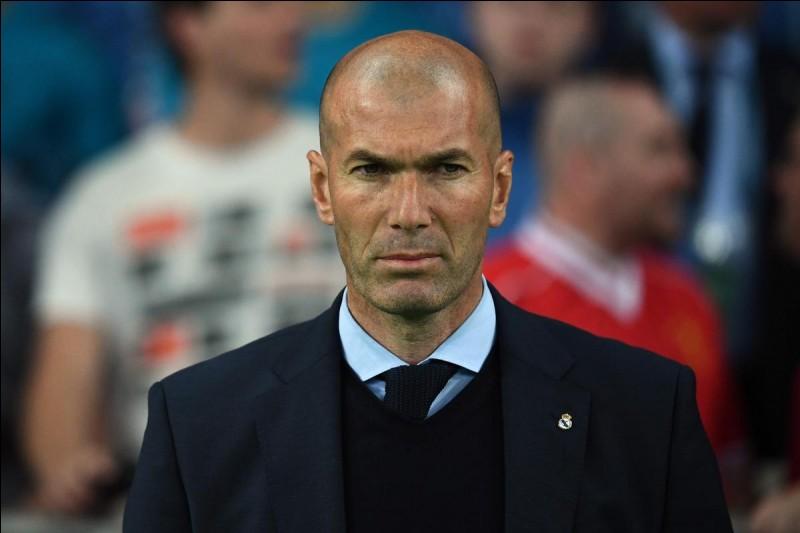 Combien de Ballons d'Or Zinedine Zidane a-t-il remportés ?