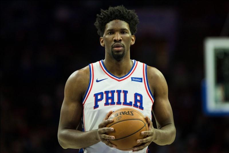 Quel est ce basketteur camerounais des Sixers ?