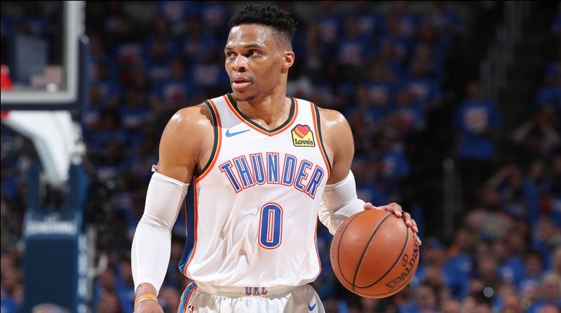 Quel est ce basketteur américain du Thunder ?