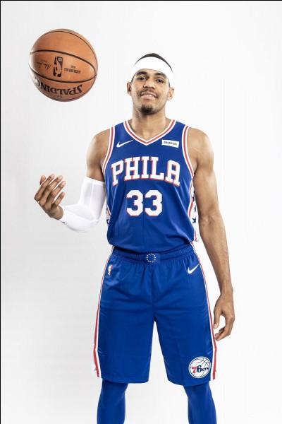 Qui est ce basketteur américain des Sixers ?