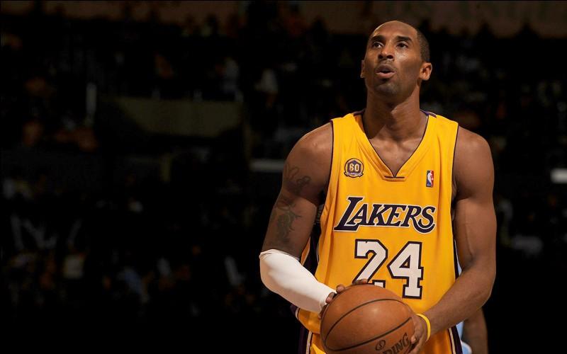 Qui est cet ancien basketteur américain des Lakers ?