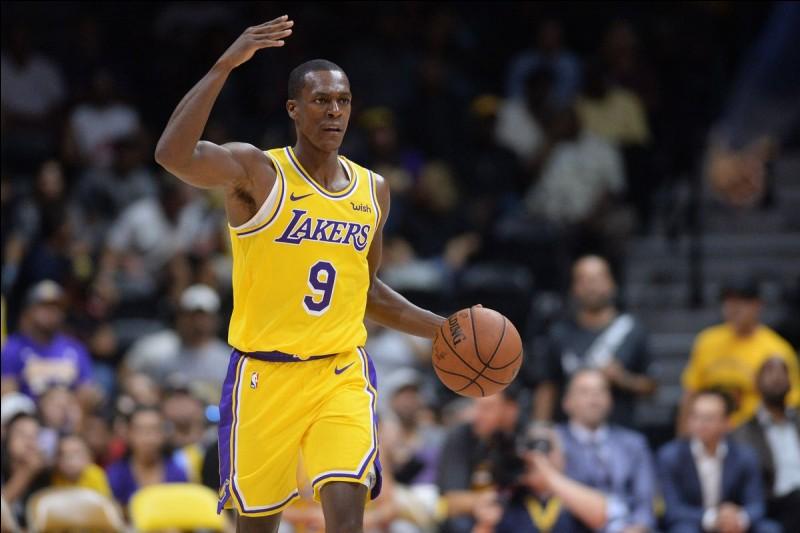 Qui est ce basketteur américain des Lakers ?