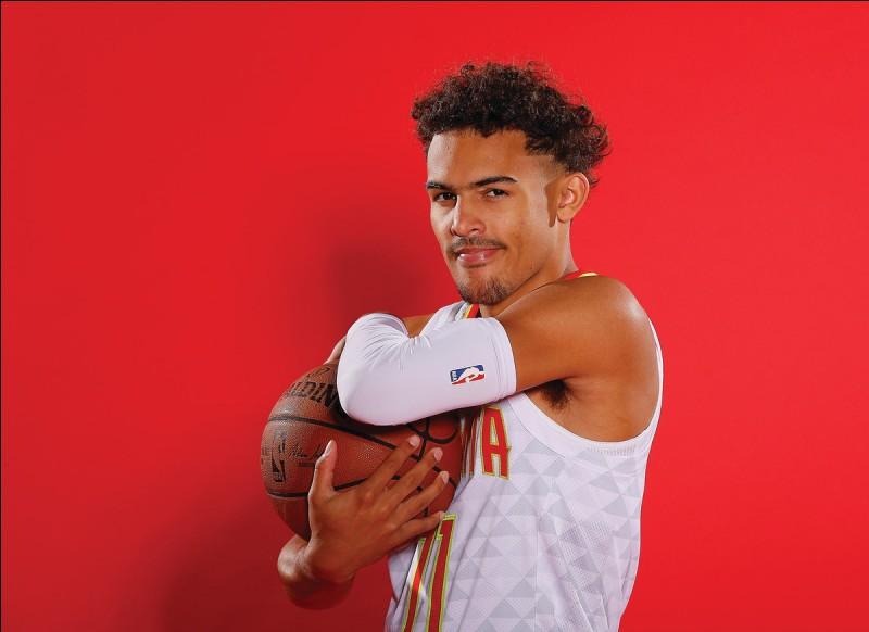 Quel est ce basketteur américain des Hawks ?