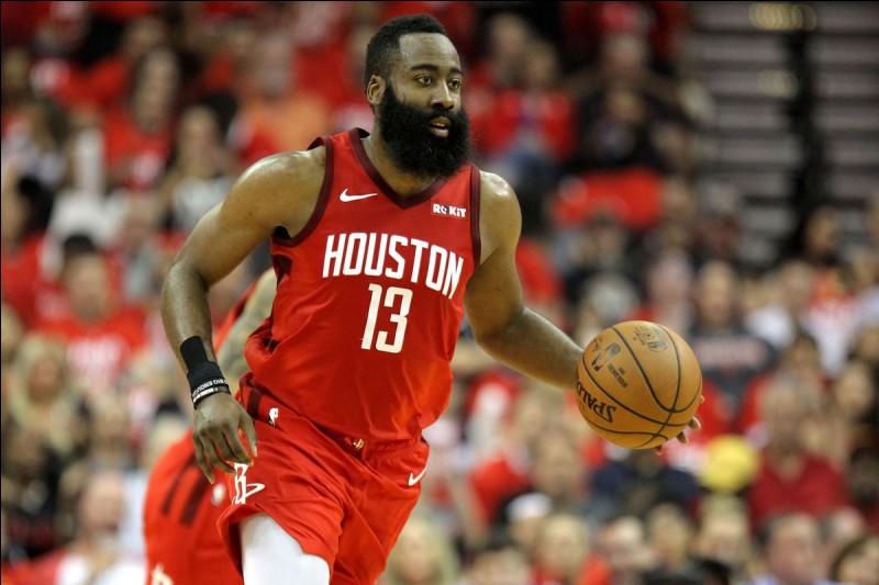 Quel est ce basketteur américain des Rockets ?