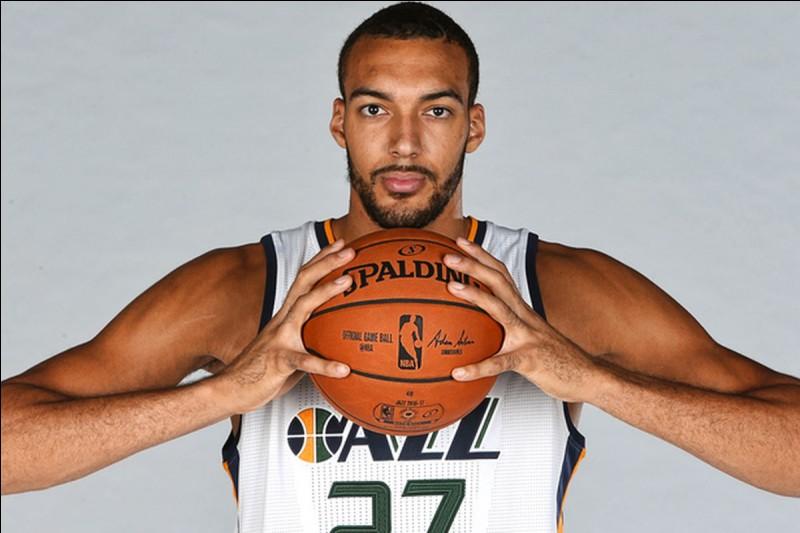 Quel est ce basketteur français du Jazz ?