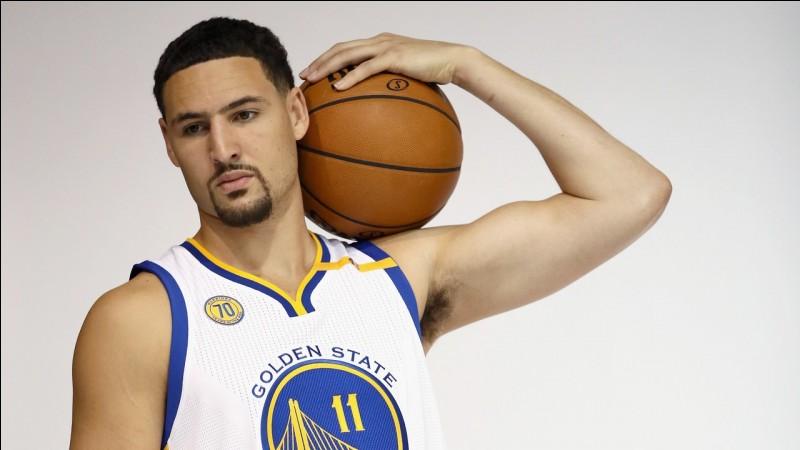 Quel est ce basketteur américain des Warriors ?