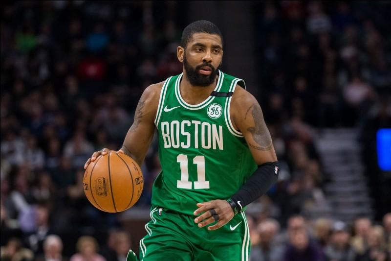 Quel est ce basketteur américain des Celtics ?