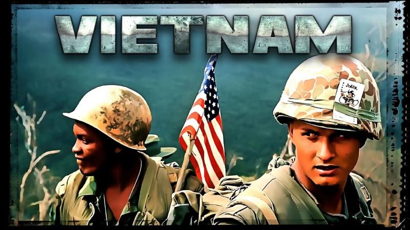 Lesquels de ces pays ont participé à la guerre du Viêt Nam ?