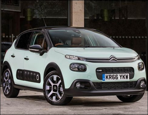 Quel est le modèle de cette Citroën ?
