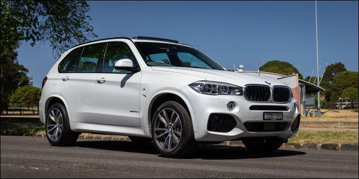 Quel est le modèle de cette BMW ?