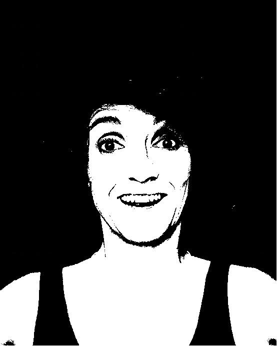 Humoristes français en noir et blanc
