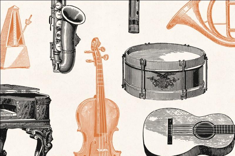 Quels sont les instruments utilisés par le groupe ?